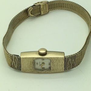 Longines Accessories - Antique Longines 10k Goldfield Women Watch